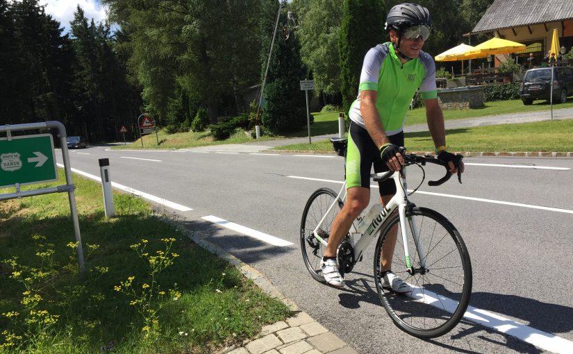 Friedens-Radmarathon Stadtschlaining