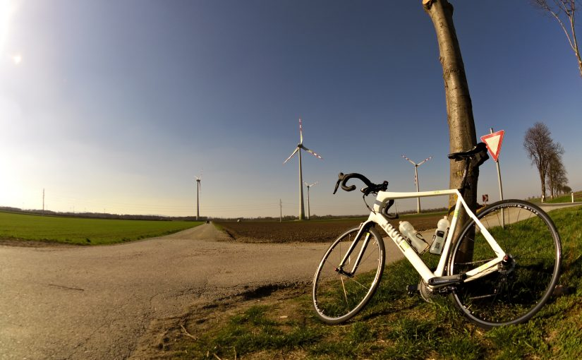 """Der Radsporttreff!"" FRÜHJAHRSKLASSIKER 1. Etappe oder 300er"