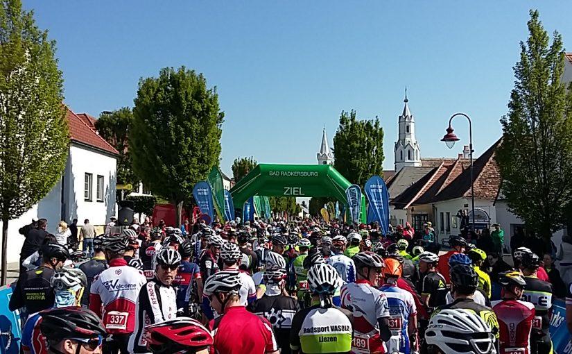 Mörbischer Radmarathon 2017